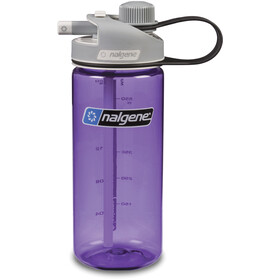 Nalgene Multi Drink Bidón 600ml, violett